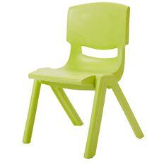 Living & Co Kids' Chair Green