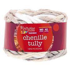 Knitwise Yarn Chenille Tully Nomad 100g