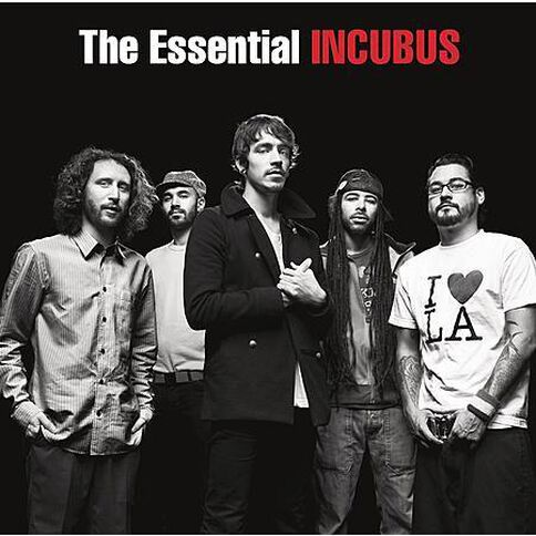 The Essential CD by Incubus 2Disc