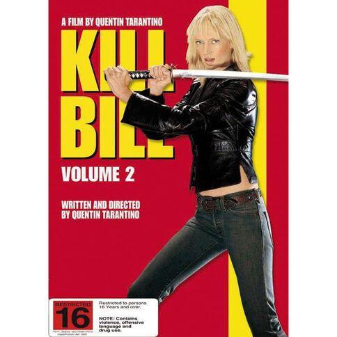 Kill Bill V2 DVD 1Disc