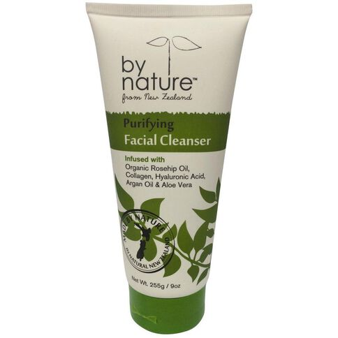 By Nature Purifying Facial Cleanser 255g