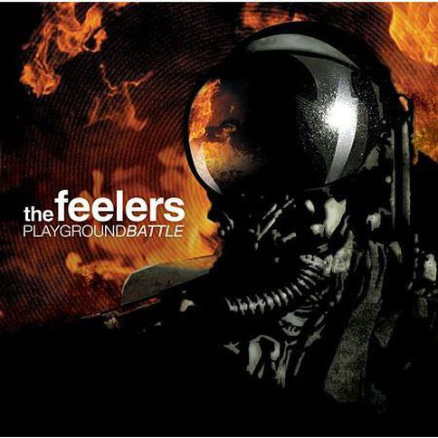 Playground Battle by The Feelers CD