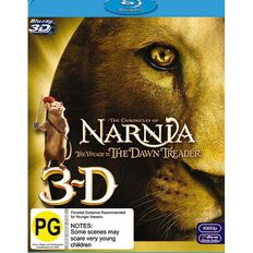 The Chronicles Of Narnia 3D Blu-ray 1Disc