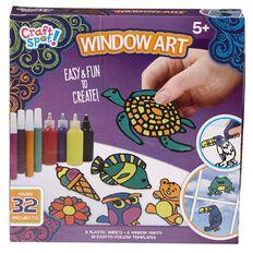 Craft Spot Window Art Kit