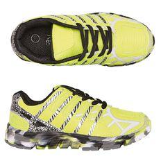 Active Intent Kids' Neon Splatter Shoes