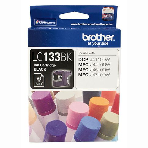 Brother LC133BK Ink Cartridge Black