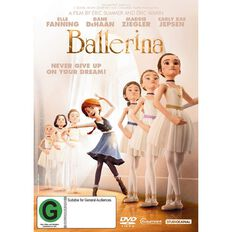 Ballerina DVD 1Disc