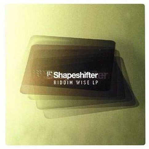 Riddim Wise LP by Shapeshifter CD
