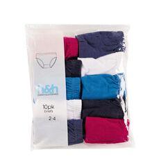 Basics Brand Boys' Briefs 10 Pack