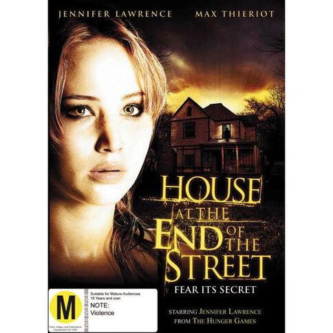 House at the End of the Street DVD 1Disc