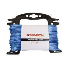 Samson PVC Clothesline 3mm x 30m