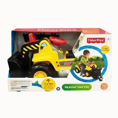 Fisher-Price Big Action Load 'n Go Ride On