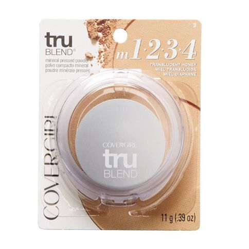 Covergirl Trublend Pressed Powder 3 (Honey) 11g
