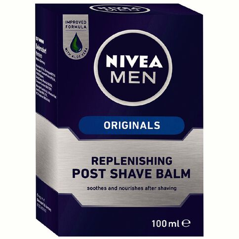 Nivea For Men Replenishing Post Shave Balm 100ml