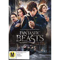 Fantastic Beasts DVD 1Disc