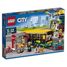 LEGO City Bus Station 60154
