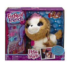 FurReal Pets with Style Assorted