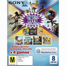 PS Vita Mega Pack Hits
