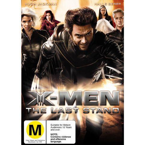 X-Men 3 DVD 1Disc