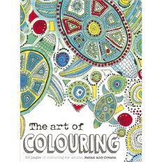 Art of Colouring Wildlife