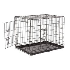 Petzone Pet  Cage Black Large