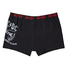 ACDC Men's Fitted Trunks