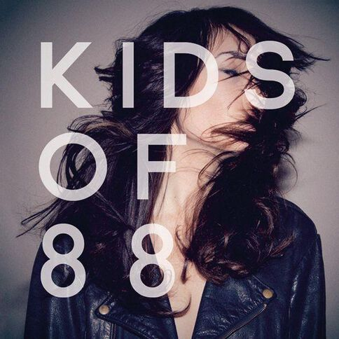 Sugarpills CD by Kids Of 88 1Disc