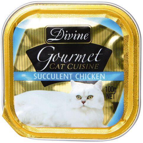 Divine Cat Succulent Chicken 100g