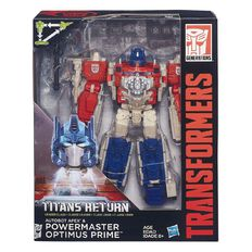 Transformers Generations Leader Titans Return Assorted