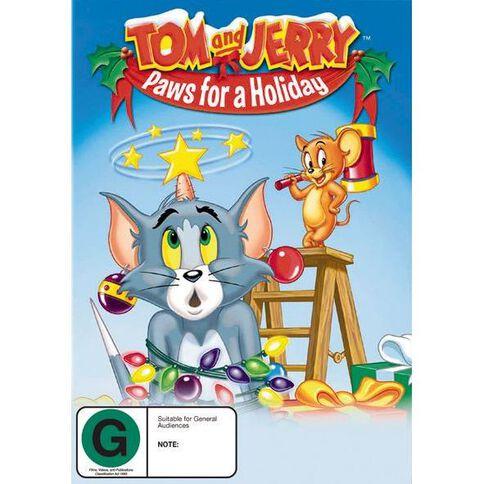 Tom & Jerry Paws DVD 1Disc