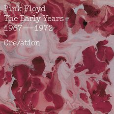 Creation The Early Years 1967-1972 CD by Pink Floyd 2Disc