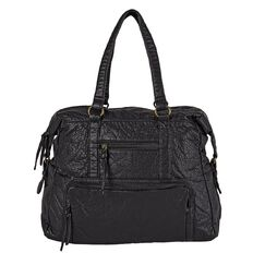Debut Patch Pocket Handbag