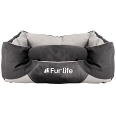 Fur'life Indoor/Outdoor Rectangular Bed