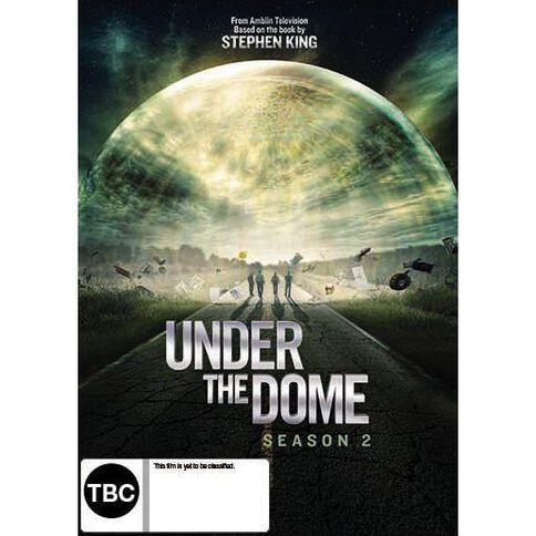 Under The Dome Season 2 DVD 1Disc