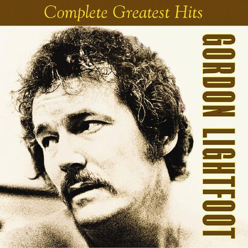 Greatest Hits CD by Gordon Lightfoot 1Disc