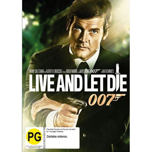 Live And Let Die 2012 Version DVD 1Disc