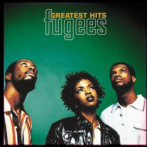 Greatest Hits CD by The Fugees 1Disc