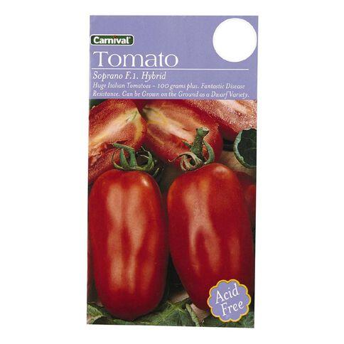 Carnival Seeds Soprano Tomato Vegetable