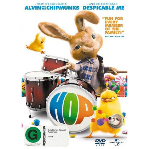 Hop DVD 1Disc