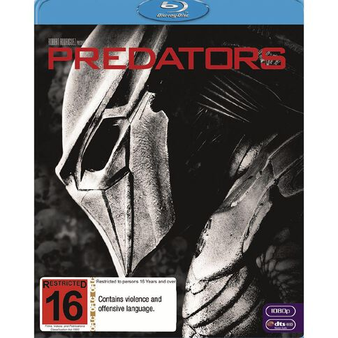 Predators Blu-ray 1Disc
