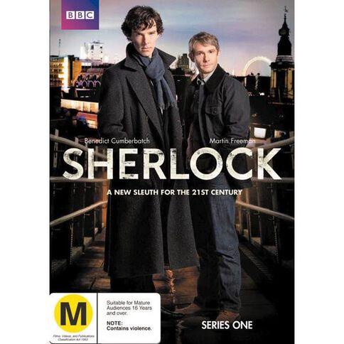 Sherlock DVD 2Disc