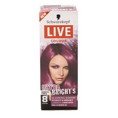 Schwarzkopf LIVE Colour Ultra Brights Magnetic Purple