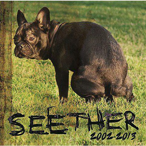 Seether 2002-2013 CD by Seether 1Disc