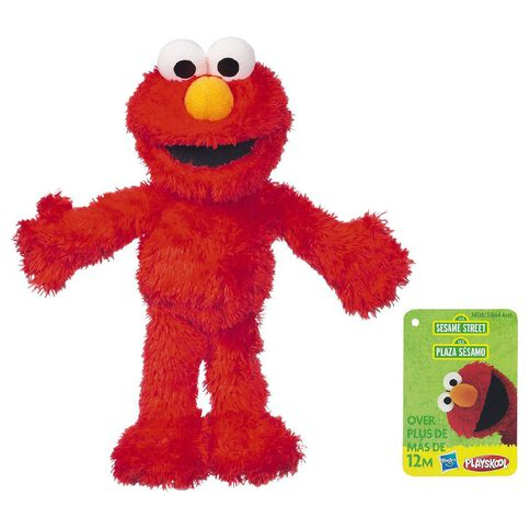 Playskool Sesame St Micro Plush Assorted