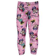 Minnie Mouse Toddler Girl Leggings