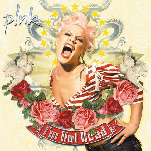 Im Not Dead CD by Pink 1Disc