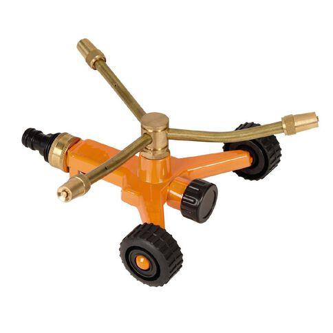 Westminster Rotating 3 Arms Brass Sprinkler