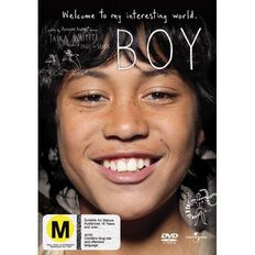 Boy DVD 1Disc