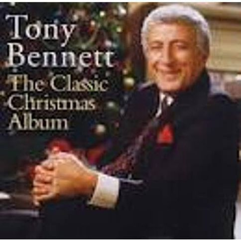 Classic Christmas Album by Tony Bennett CD