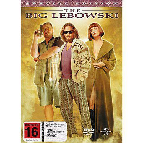 The New Big Lebowski DVD 1Disc